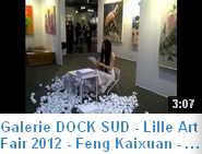 Dock Sud à Lille Art Fair